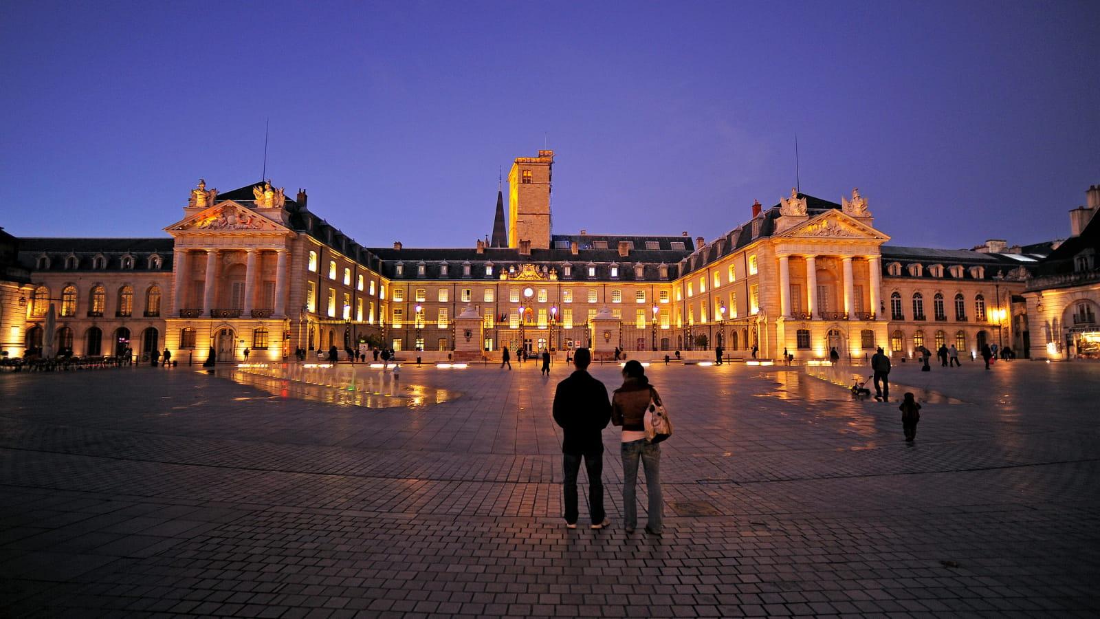 Dijon, Palais des Ducs