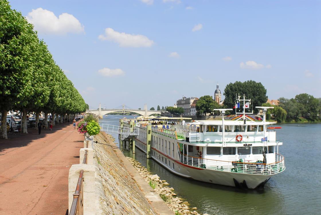 Croisière 3* sur la Saône