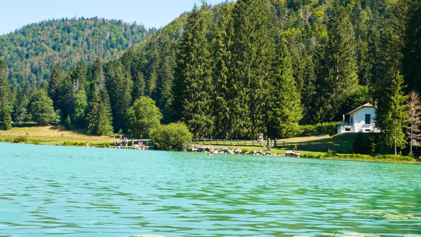 Lac des Montagnes du Jura