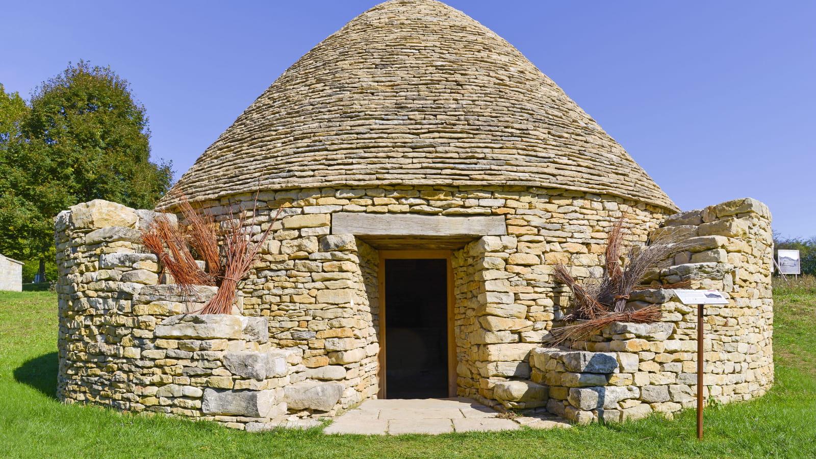 Musée des Maisons Comtoises : caborde