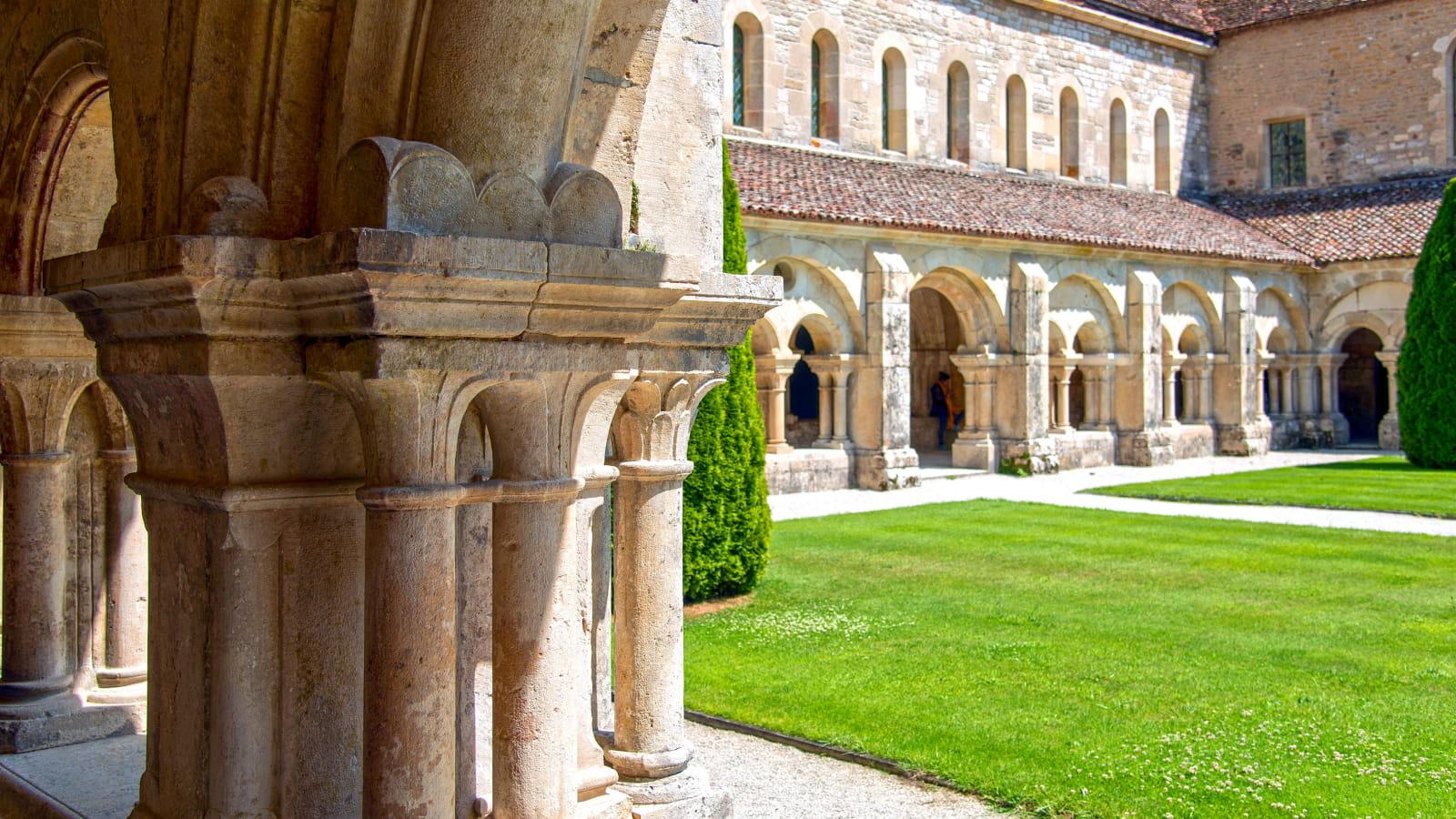 Abbaye de Fontenay à Marmagne