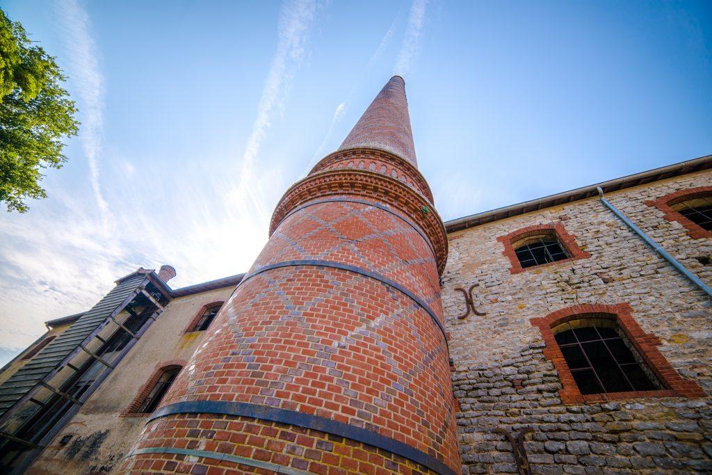 Ecomusée Creusot Montceau : la Briqueterie