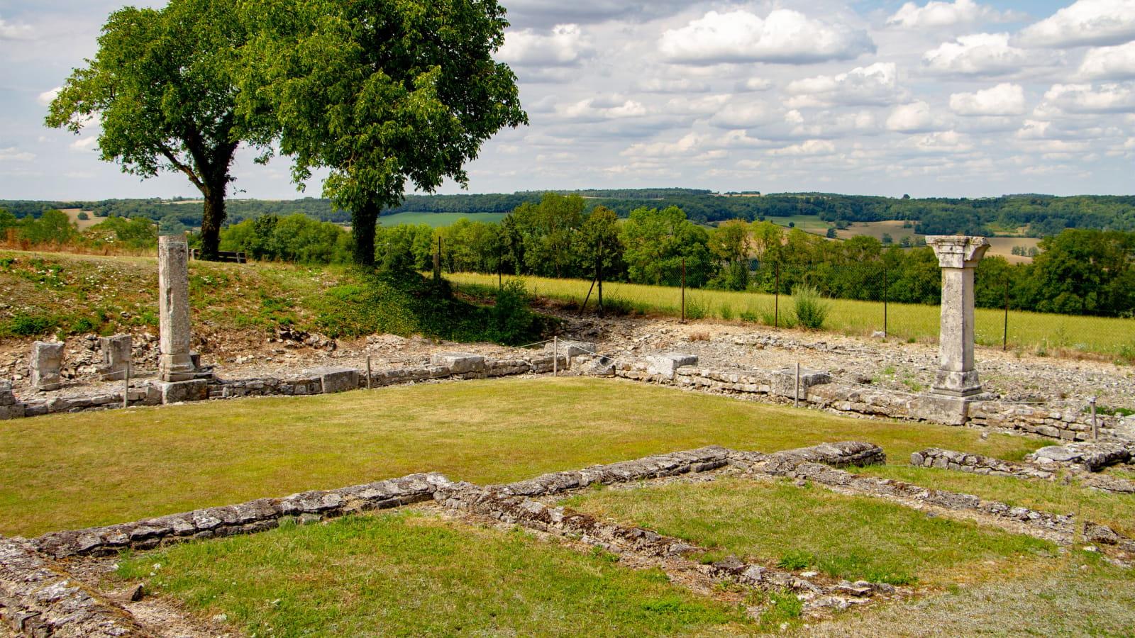 Muséoparc Alésia : site archéologique