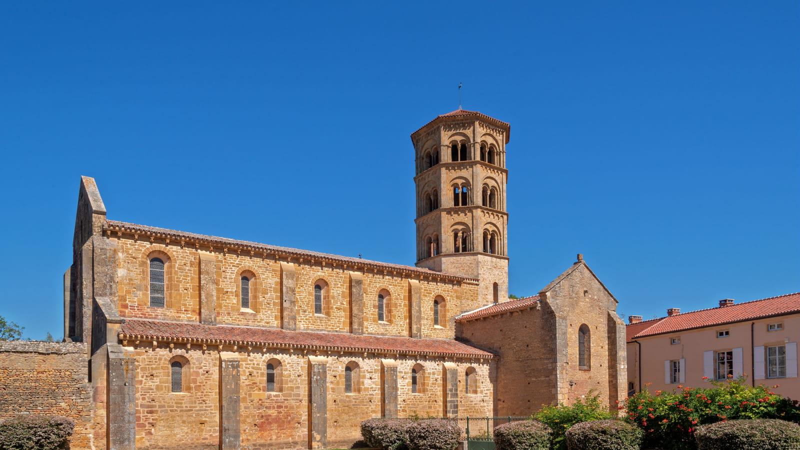 Eglise Romane Notre Dame de l'Assomption