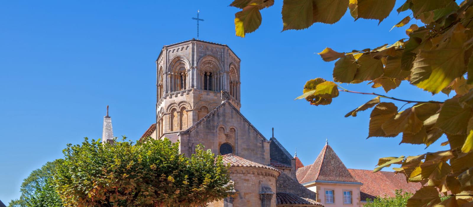 Collégiale Saint-Hilaire de Semur-en-Brionnais