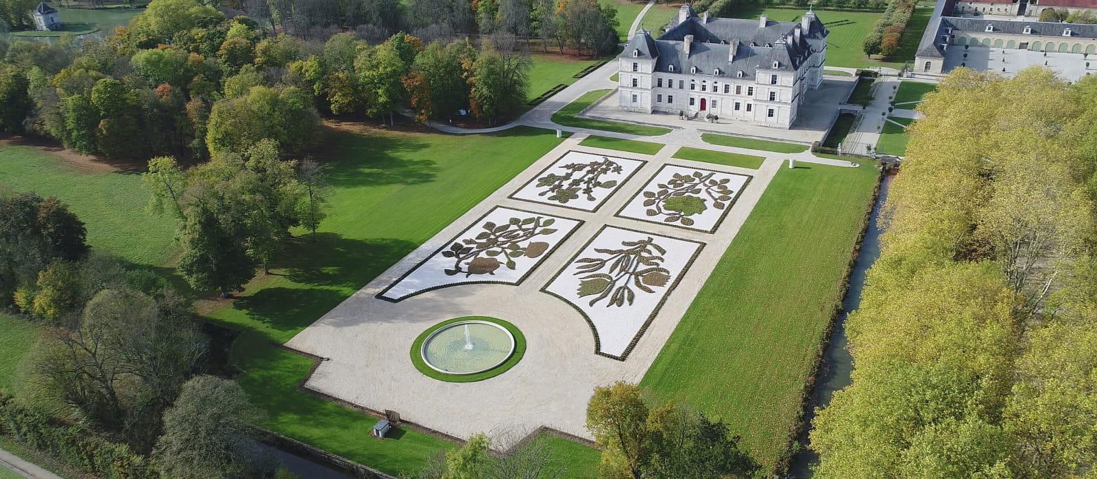 Château d'Ancy-le-Franc, palais de la Renaissance