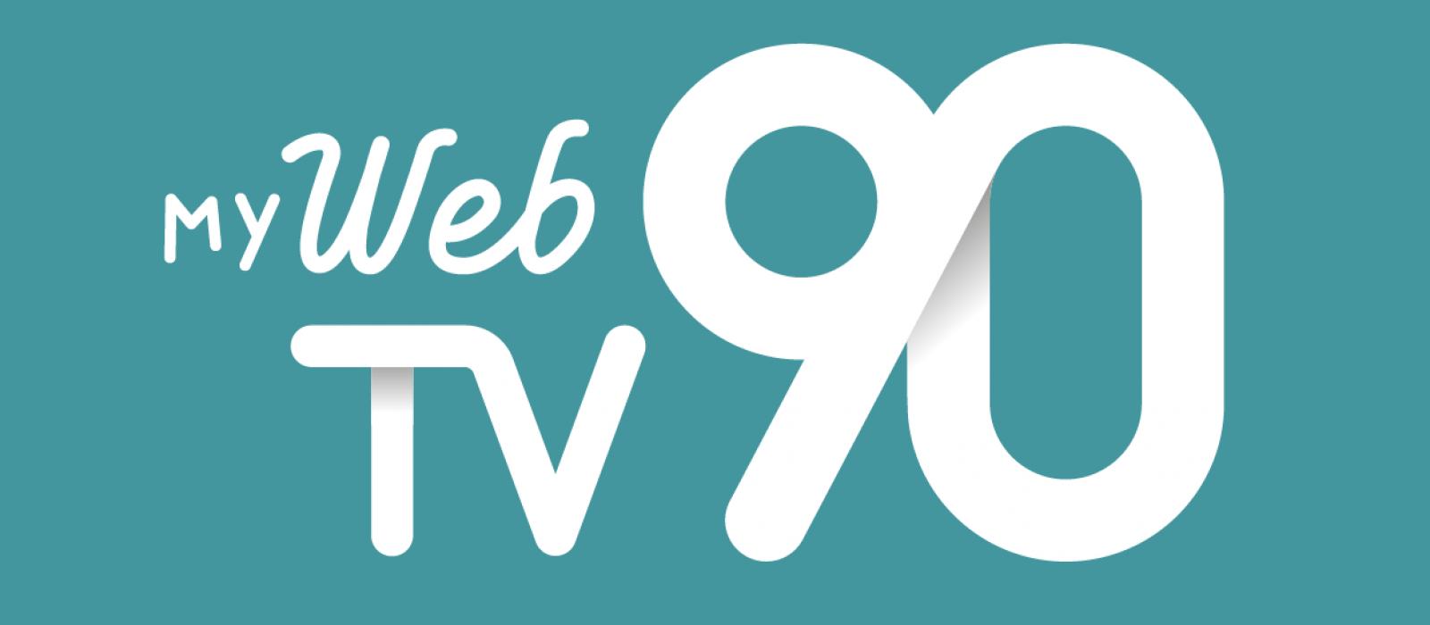 Logo WebTv 90