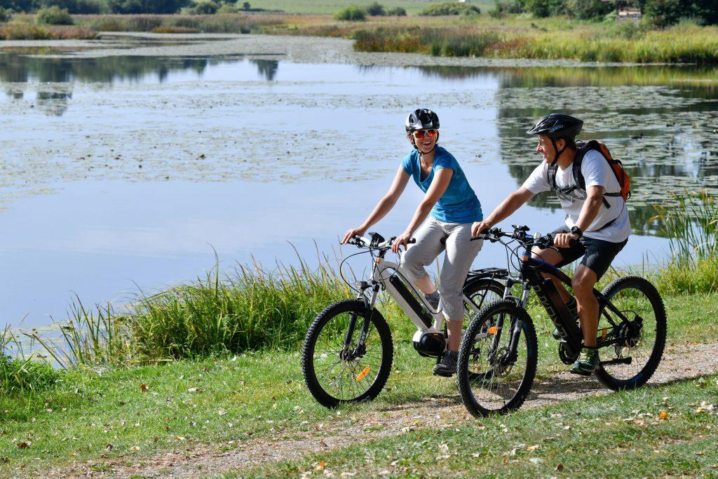 Balade à vélo dans la Vallée du Drugeon