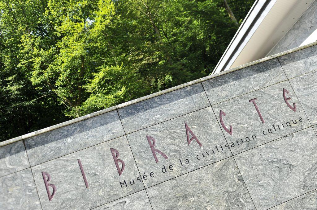 Musée de Bibracte, au pied du Mont Beuvray