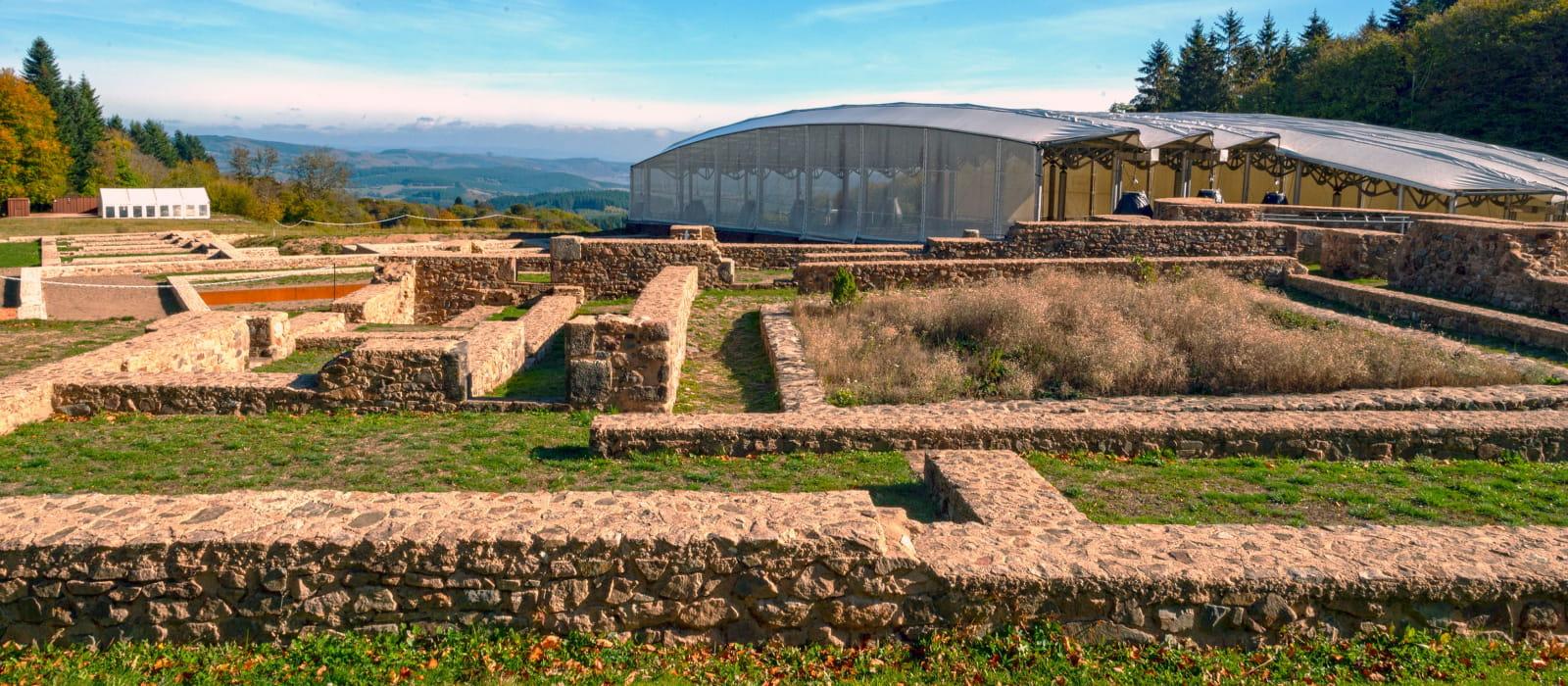 Bibracte : le chantier archéologique permanent