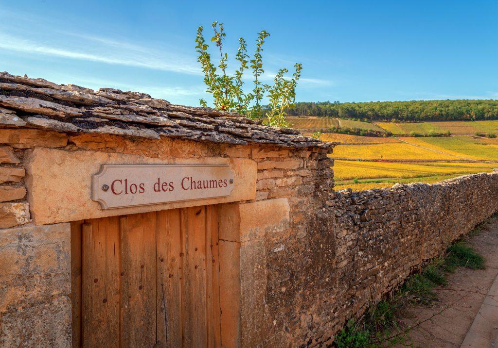 Vignobles Côte de Beaune, Clos des Chaumes