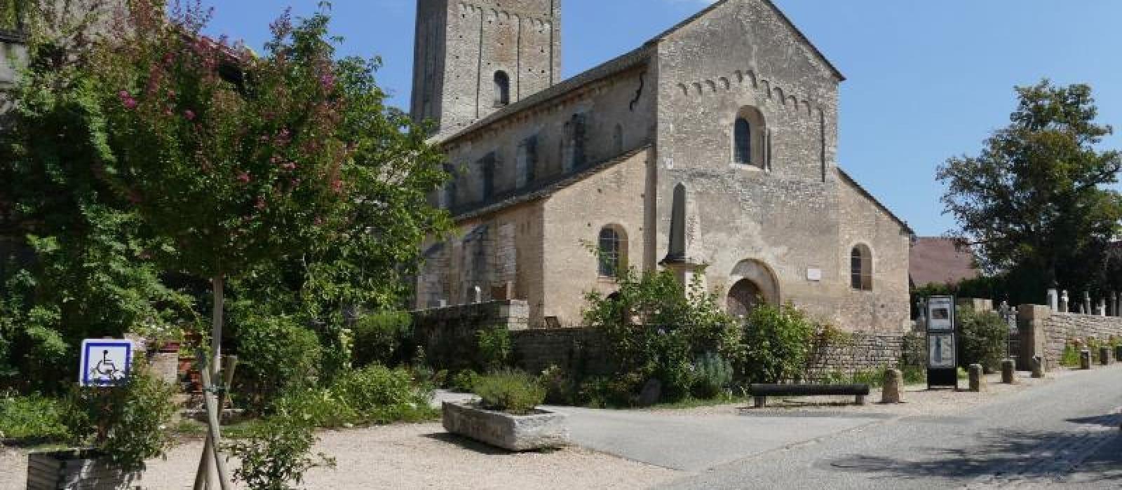 Boucle des églises romanes