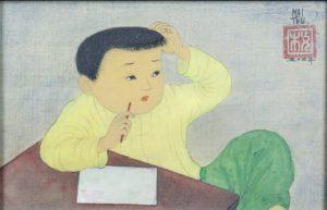 Mai-Thu, un artiste vietnamien à Mâcon
