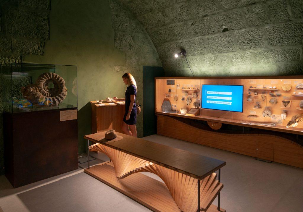 Citadelle Besançon, Le Naturalium