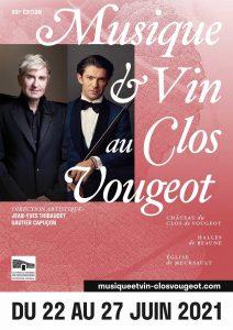 Clos Vougeot - Musique & Vin