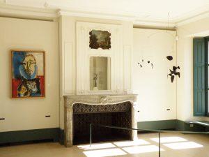 Salle Picasso - Musée Zervos