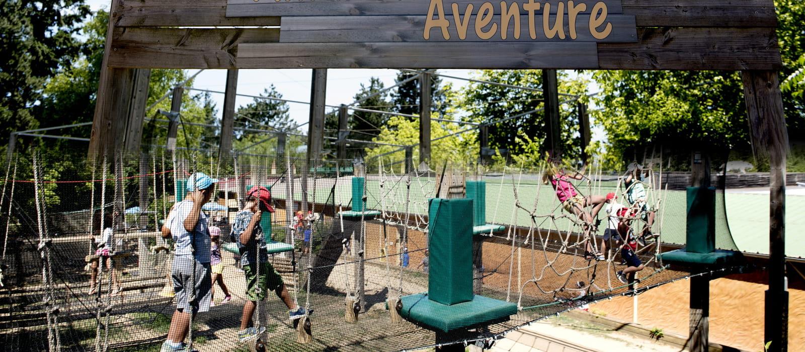Parc de loisirs Touroparc Zoo