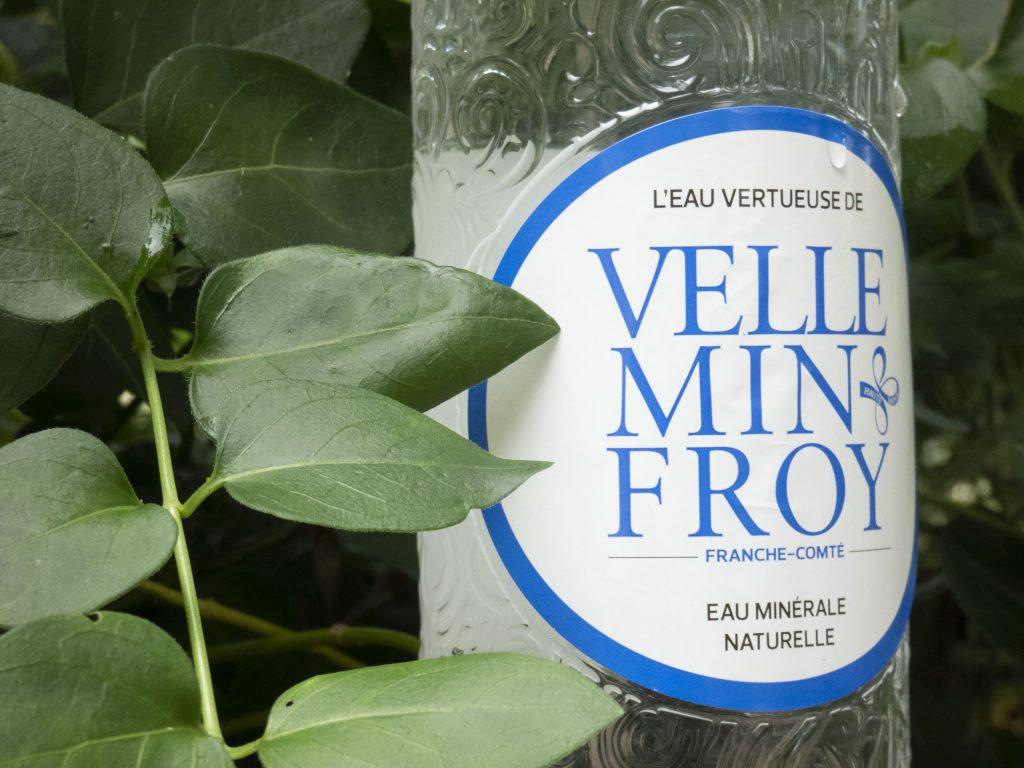 Eau minérale naturelle de Velleminfroy